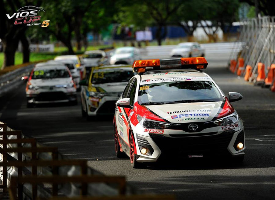 What will happen to the Toyota Vios Cup in 2019?