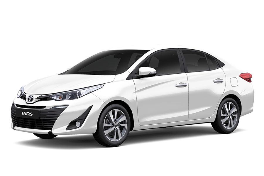 Toyota Vios XE