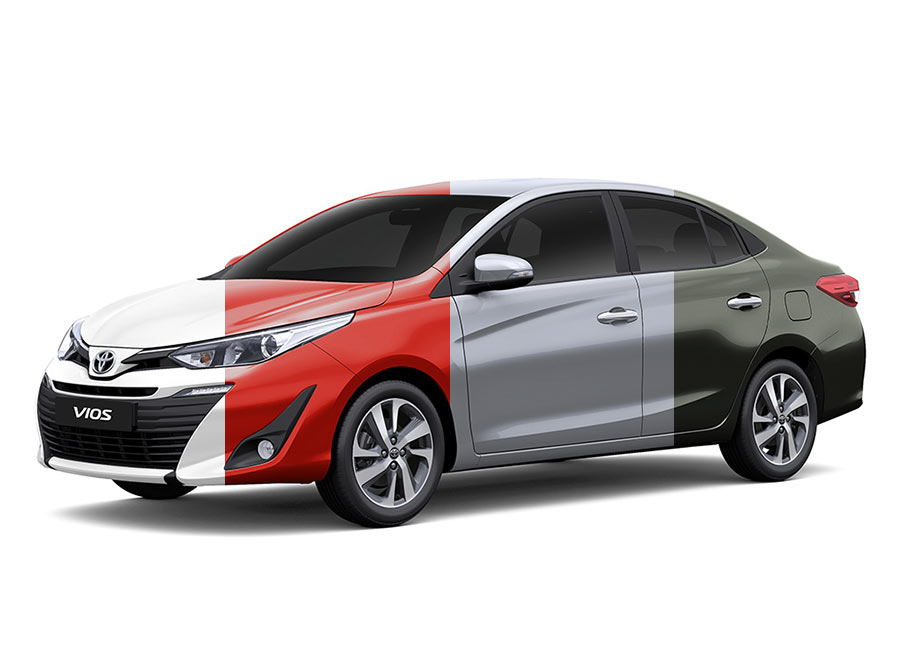 Toyota's new Vios 1.3 XE is now the cheapest automatic Vios you can buy
