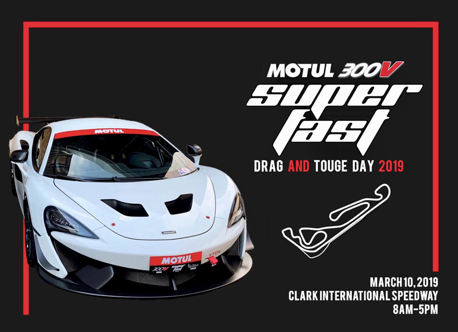 Motul to stage '300V Superfast Drag and Touge Day' this March 10