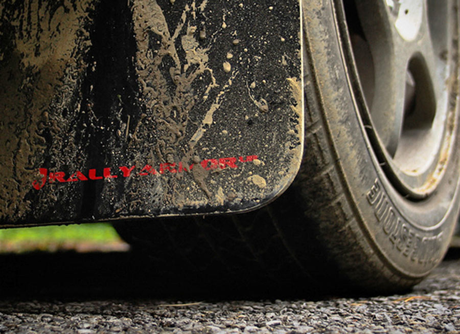 Rally Parts now the Philippine distributor of Rally Armor mud flaps