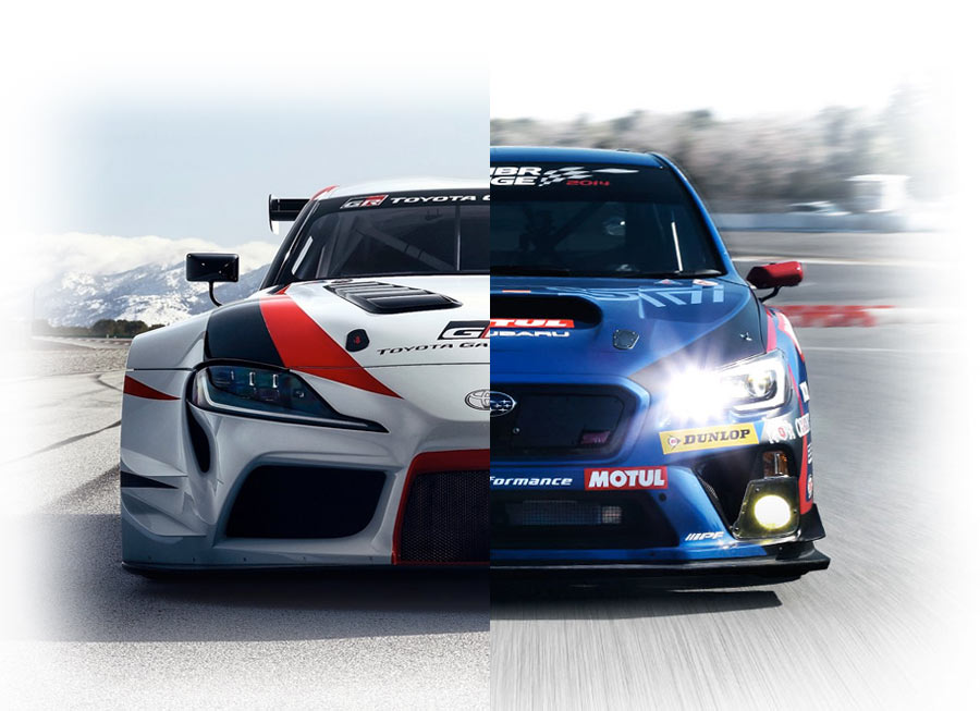 Subaru WRX STI to face off Toyota Supra A90 in Nürburgring 24 Hr