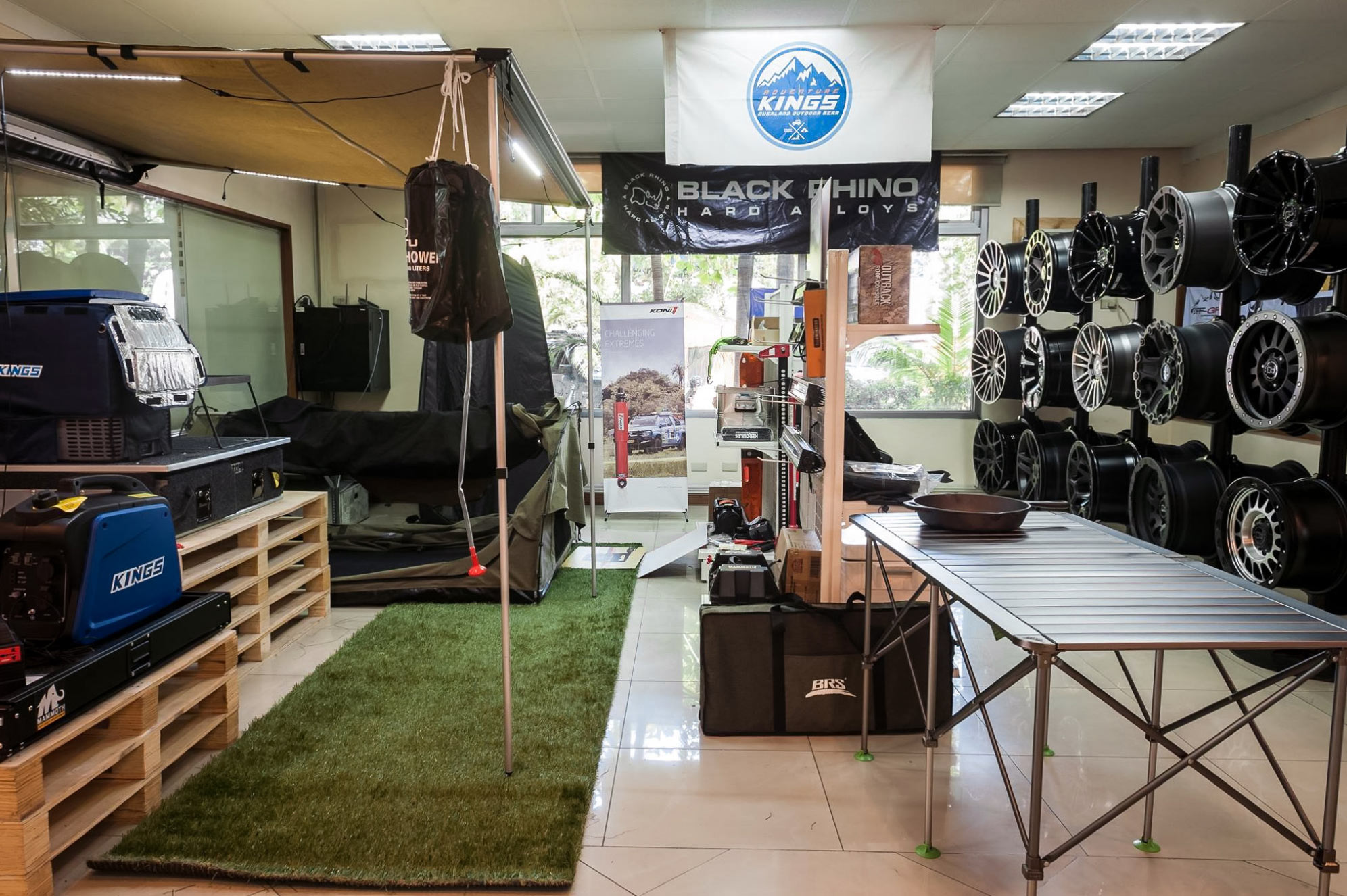 Black Rhino Outlet Store