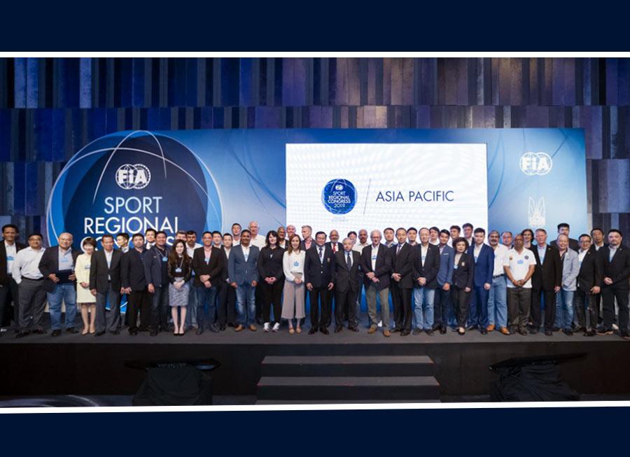 AAP highlights Ph grassroot motorsports at 5th FIA Sport Regional Congress