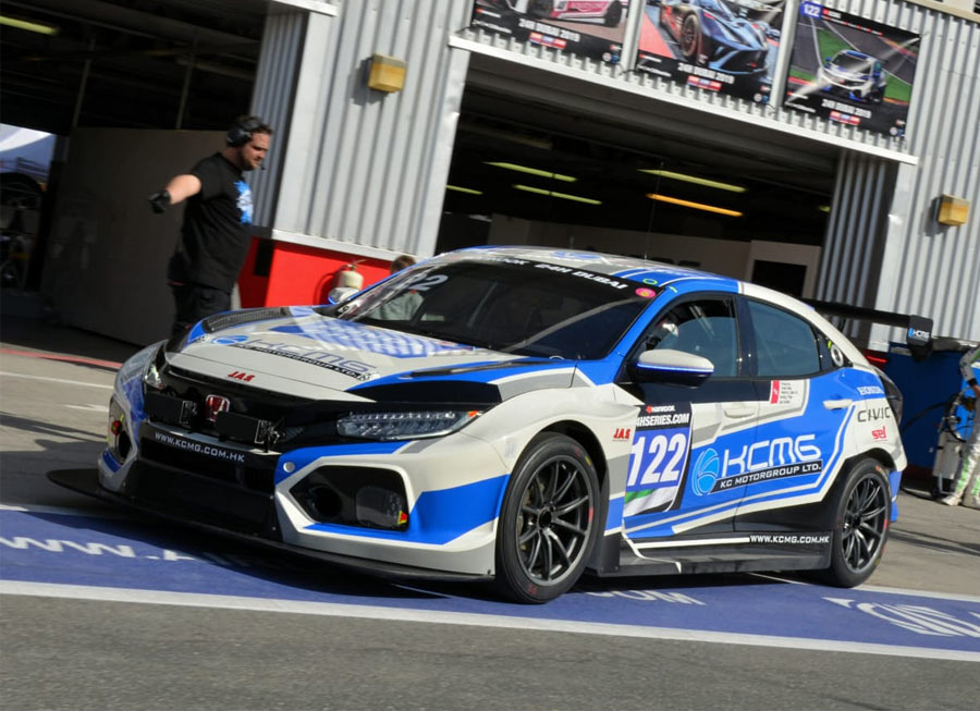 KCMG is racing more Honda Civic Type Rs in TCR Japan and Super Taikyu