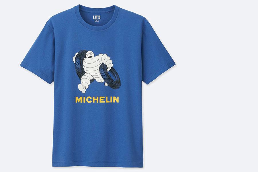 Michelin Uniqlo