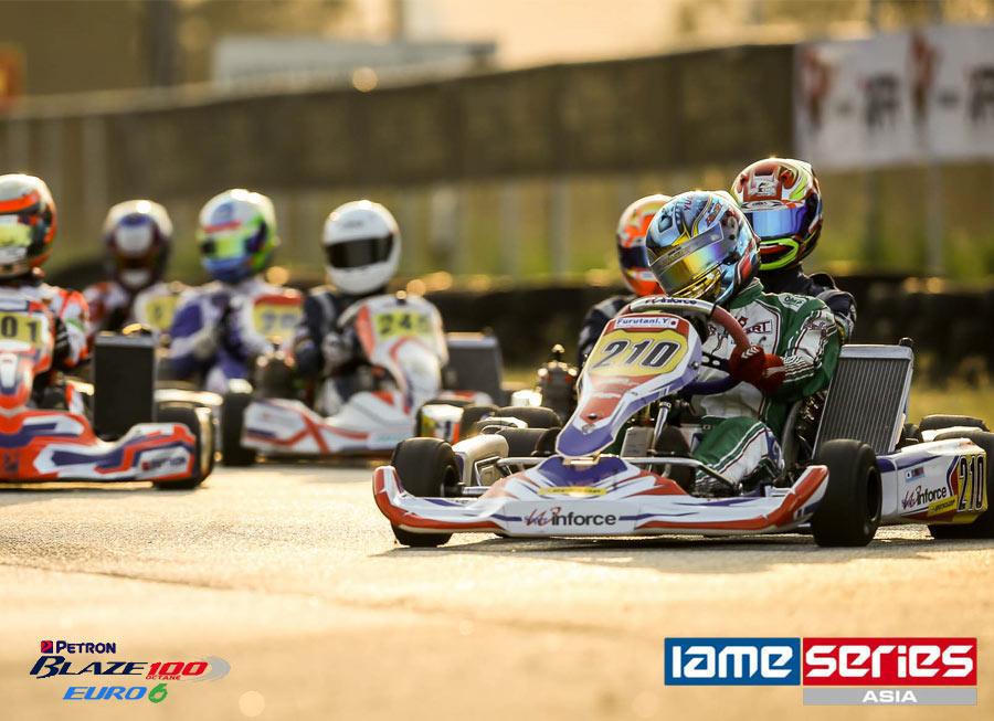 Petron fuels IAME Series Asia 2019 season opener at Clark International Speedway