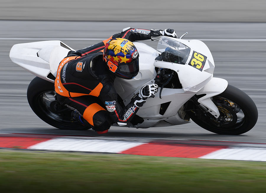 Troy Alberto enjoys productive ARRC Supersport 600 debut in Malaysia