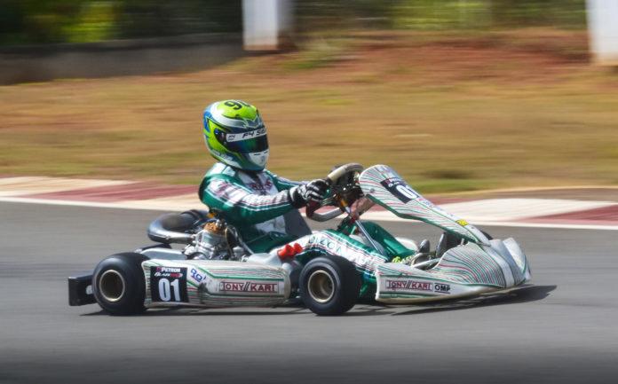John Dizon ROK GP