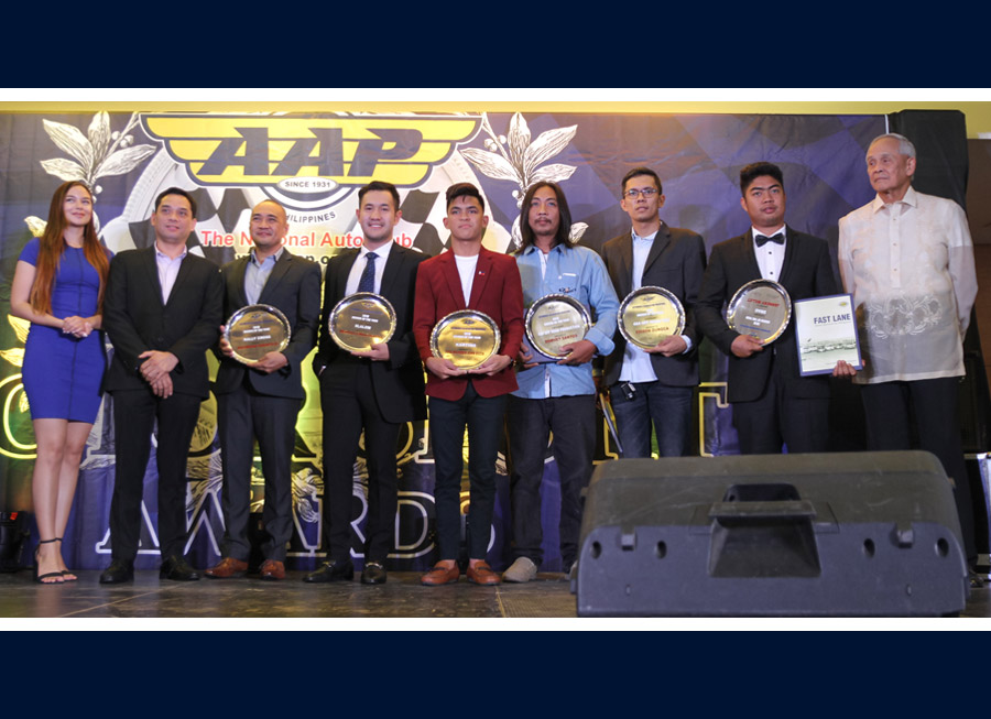 AAP names winners of the 24th Annual Motorsport Awards