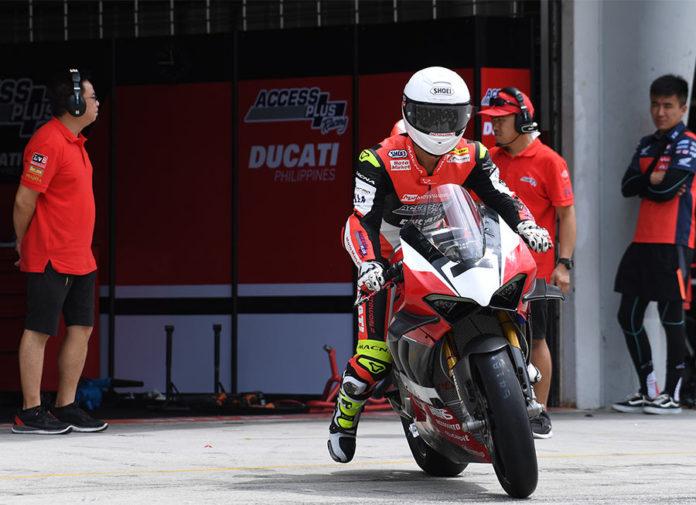 Access Plus Ducati Philippines