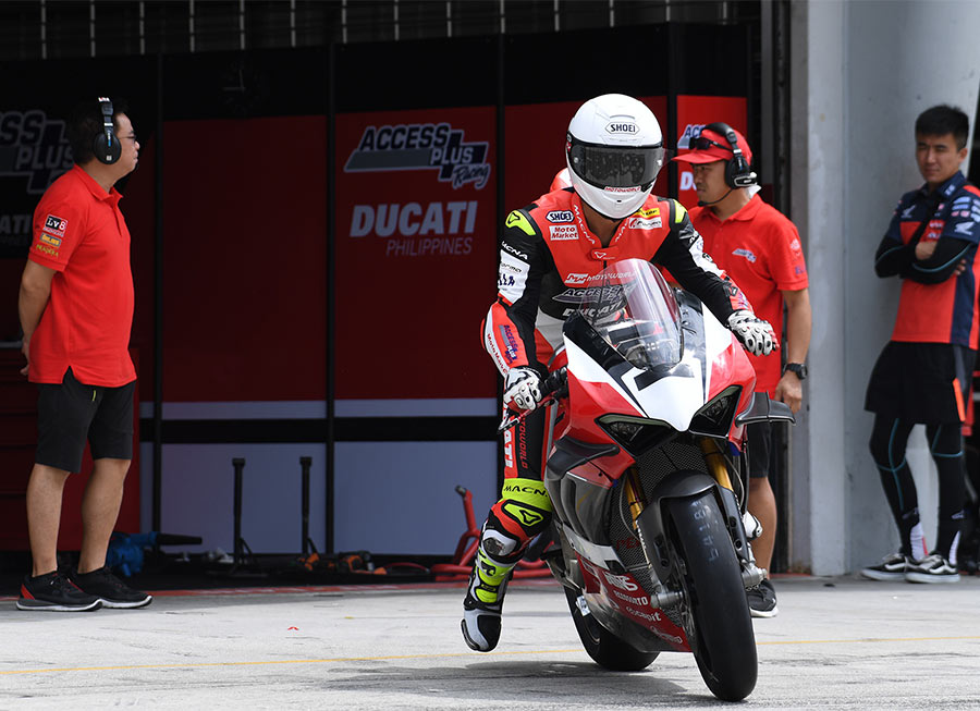 Access Plus Racing-Ducati Ph-Essenza to take ASB1000 fight to Australia