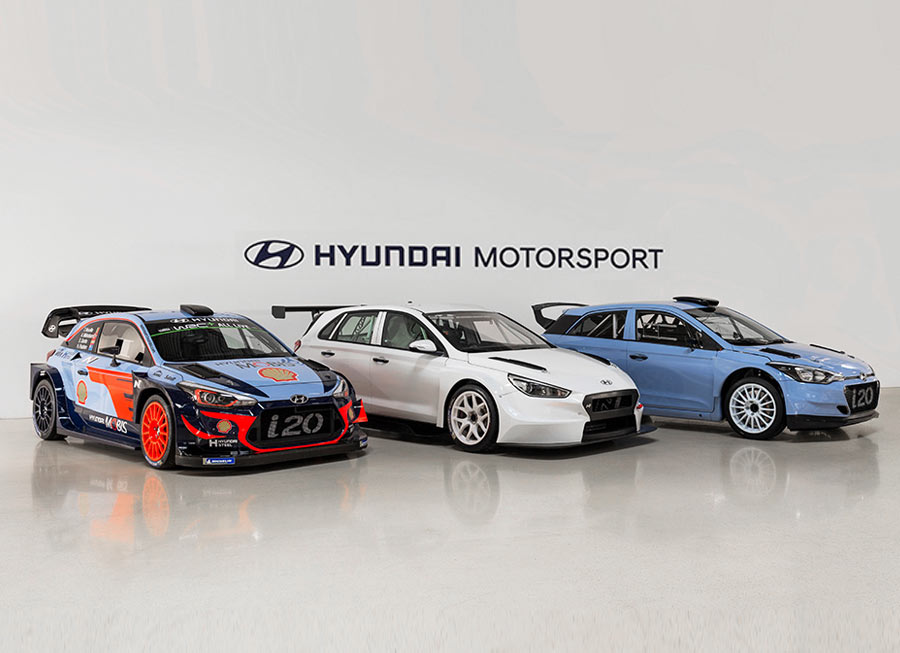 Hyundai Motorsport now has its own Young Driver Program