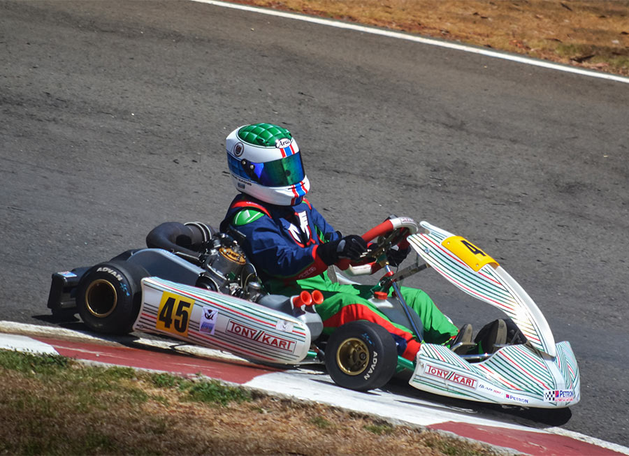 Miguel Quiñones stuns field with overall ROK GP Cup victory in Palawan