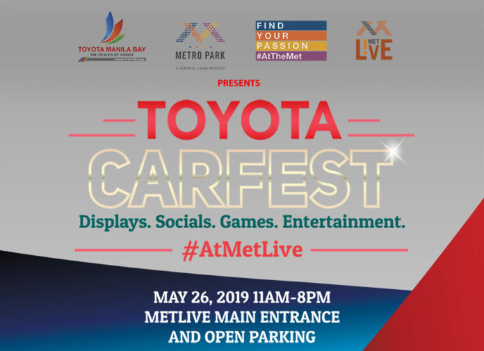 Toyota Carfest