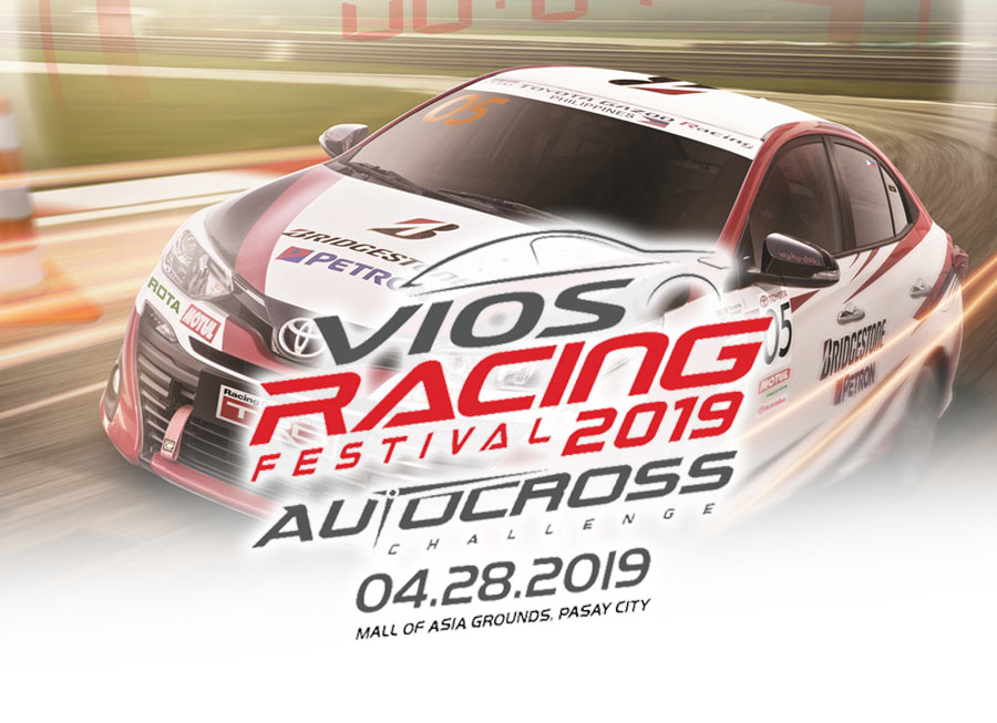 5 race slots up for grabs at the Vios Autocross Challenge this weekend