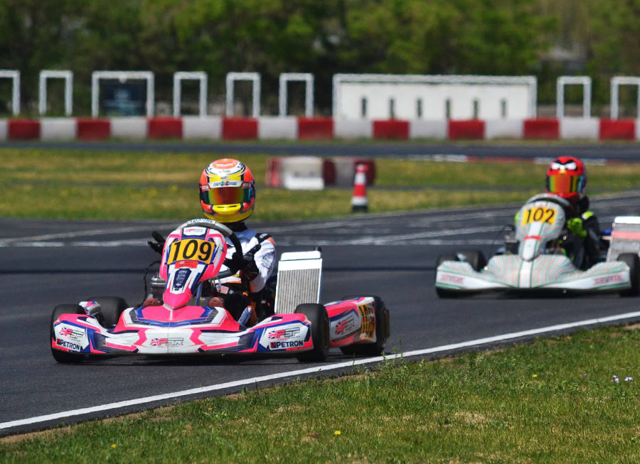 70+ entries welcome 2019 Asian Karting Open Championship in Beijing