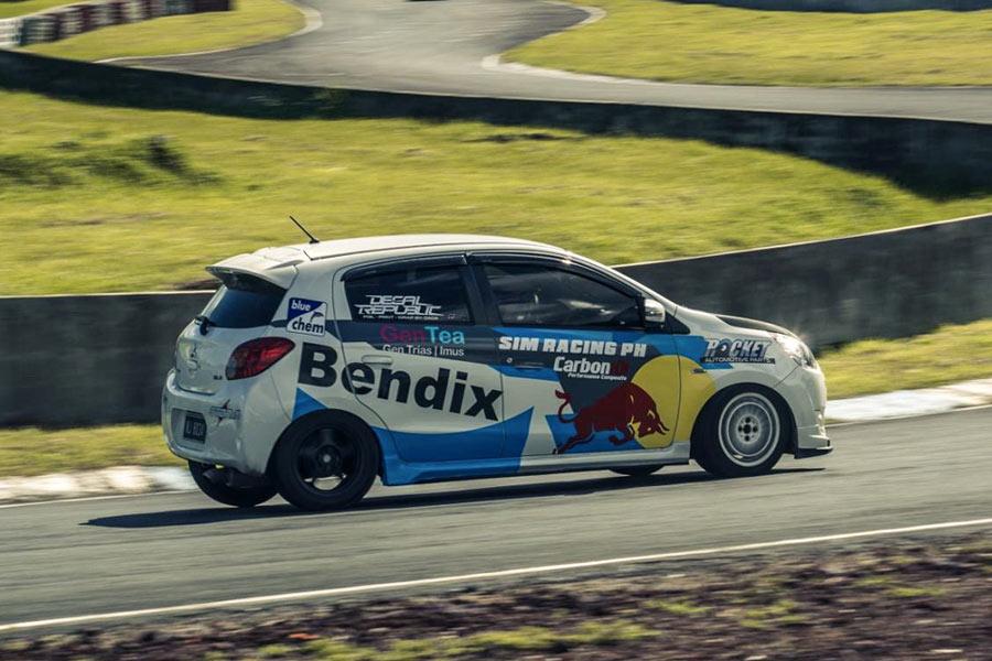 Blue Bendix Racing Team
