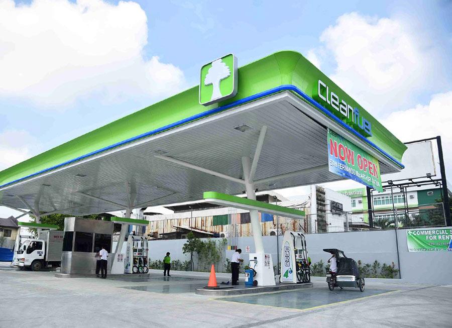 Cleanfuel now accepts cashless payments via PayMaya