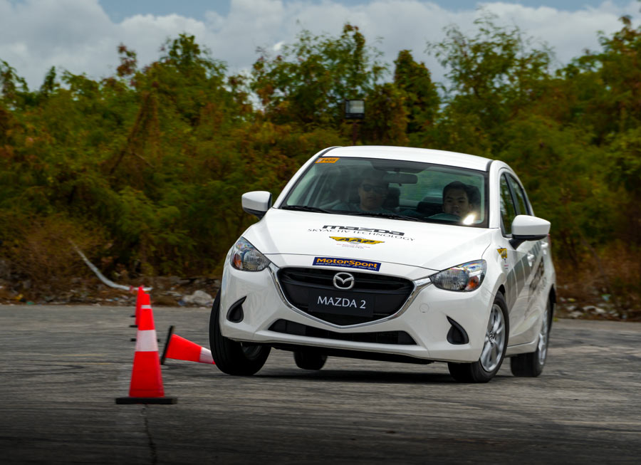 MSDP completes initial rounds of the National Gymkhana Series