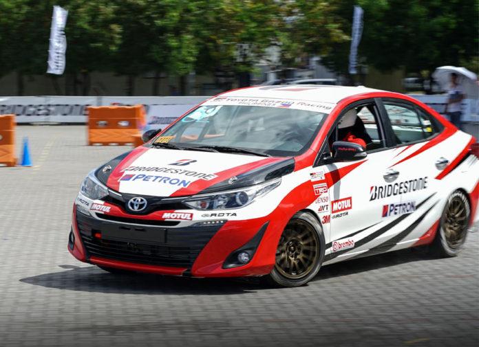 Toyota Racing School