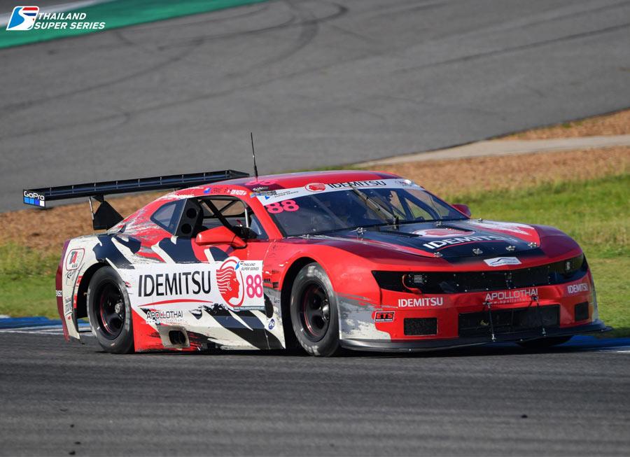 Don Pastor clinches maiden TA2 Asia Series win in Buriram