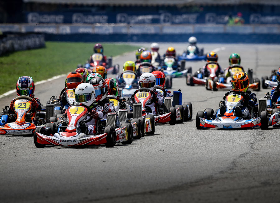 IAME Series Asia action heats up with back-to-back rounds at Bira