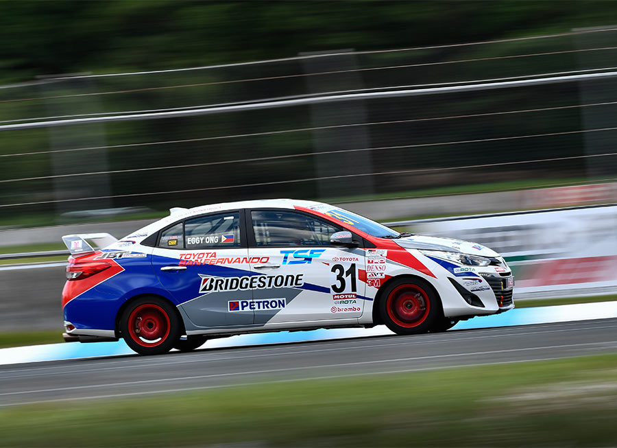 JBT Racing welcomes new Vios Circuit C'ship with 1-2 finish