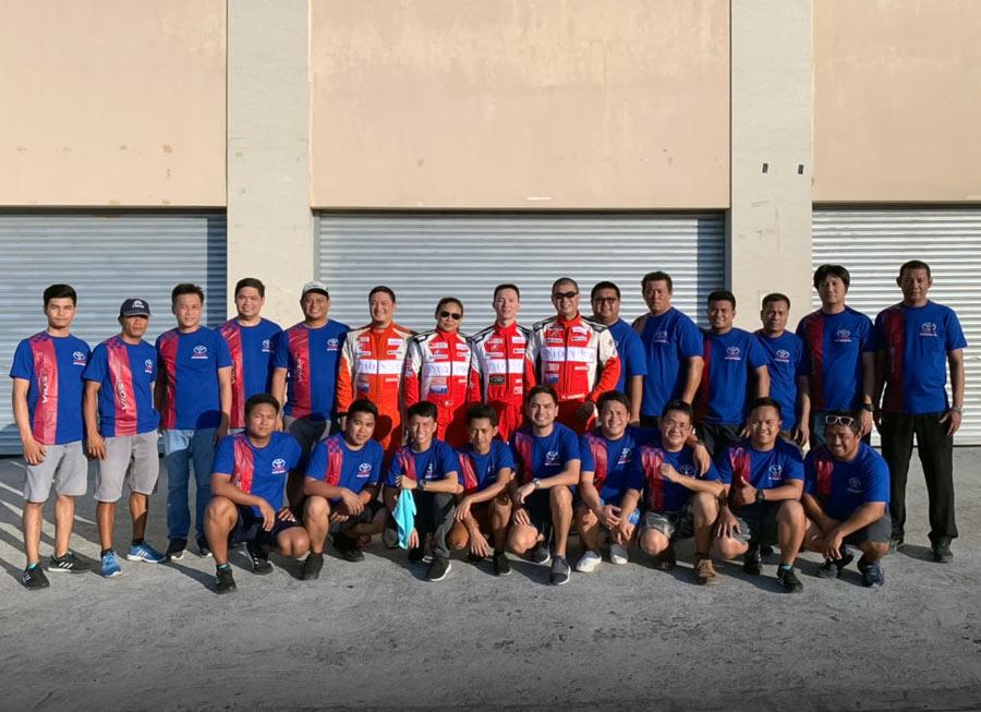 JBT Racing to field biggest team in Vios Circuit Championship