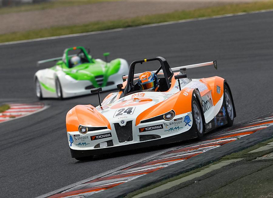 Daniel Miranda stuns with podium finish in 54-car Vita of Asia race at Suzuka