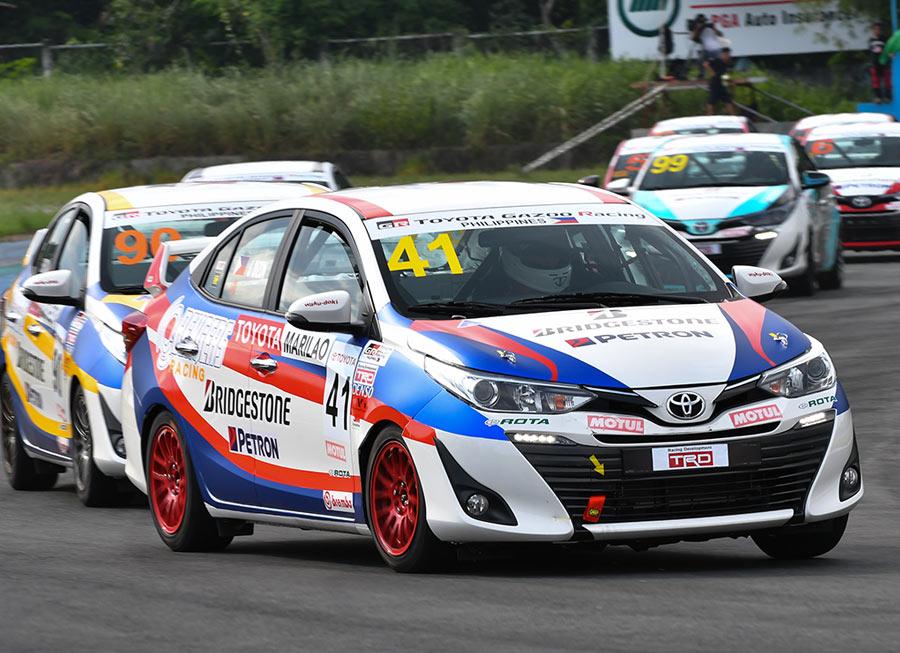 Obengers Racing wins big at Vios Circuit C'ship season opener