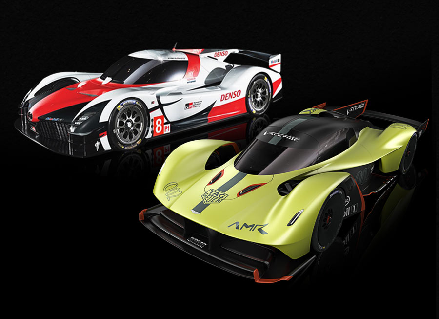Toyota and Aston Martin to race hypercars in 24 Hrs of Le Mans by 2020/21