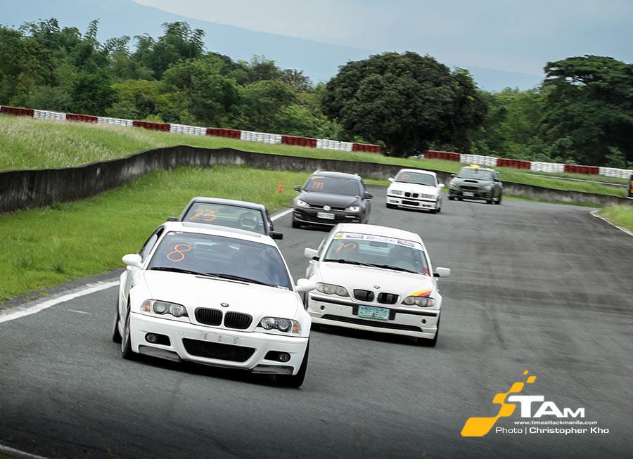 ETCC Ph, the gentleman's racing series tracks EUDM cars at BRC