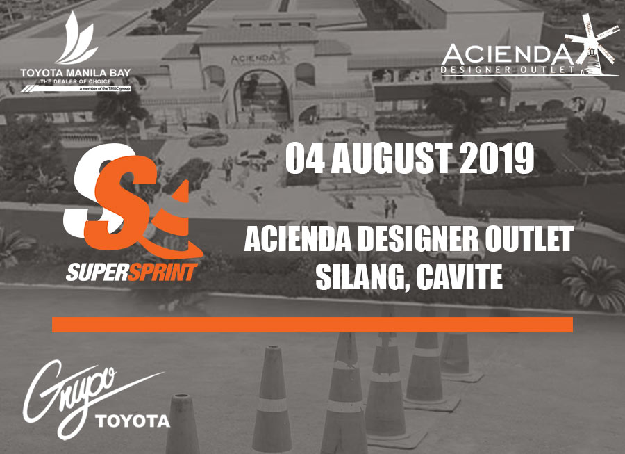 Super Sprint Series all set for first event this August at Acienda