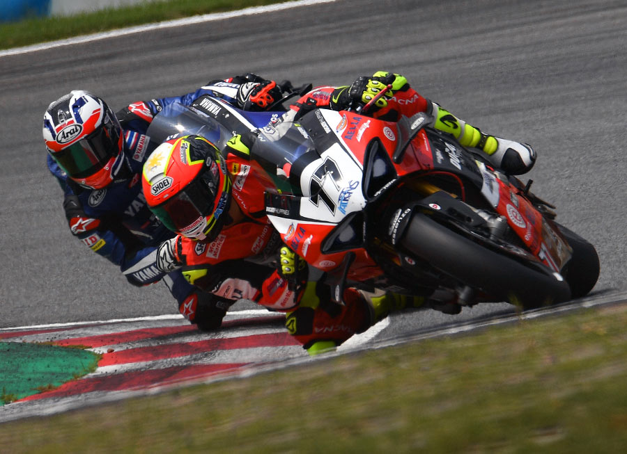 Technical woes bar Access Plus Racing-Ducati Ph-Essenza from top 10 finish at Zhuhai