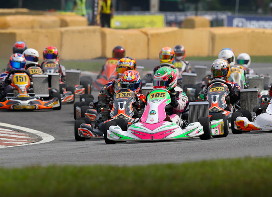 SIC IAME Series Asia closes in on crowning 2019 champions at Langkawi