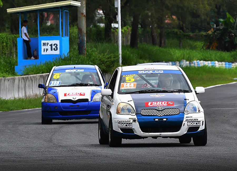 Jahan Kalam shows consistent results in First Step Racing Cup curtain raiser