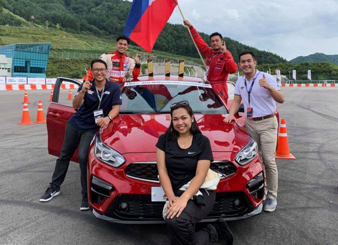 Asia Auto Gymkhana