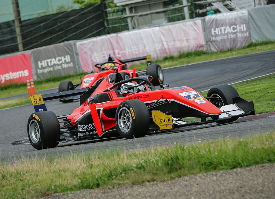 Pinnacle Motorsports expands to 3-car lineup as F3 Asian heads to Shanghai