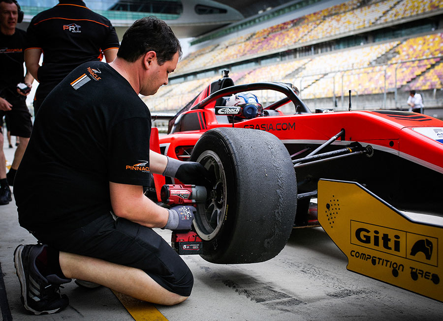 Pinnacle Motorsport aiming for podiums in F3 Asian season finale at Shanghai