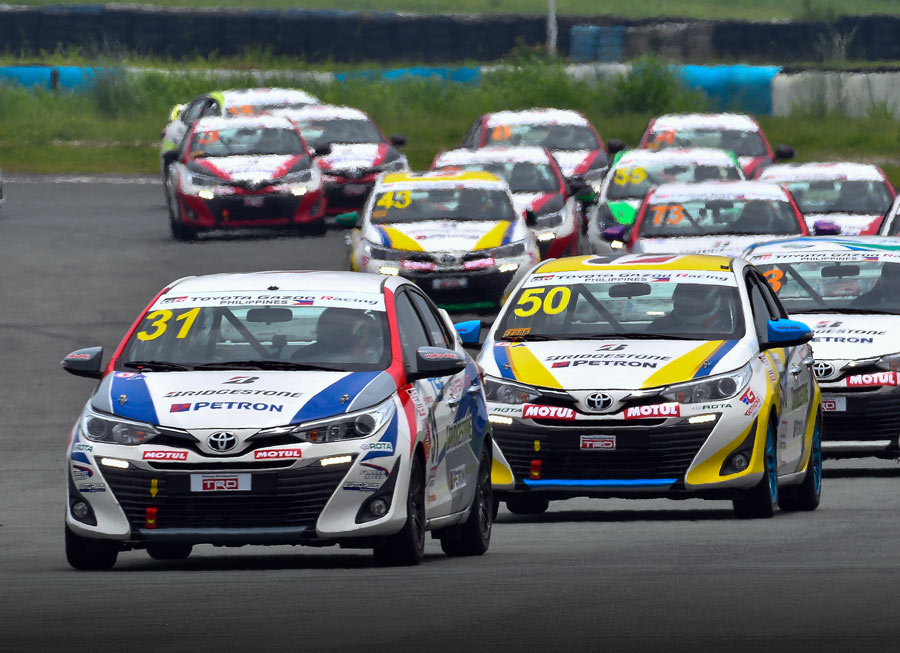 Vios Circuit Championship 2019 driver and team points after Rd. 2