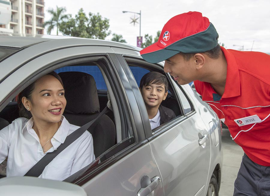 Caltex offering motorists chance to win free tank of fuel this Undas