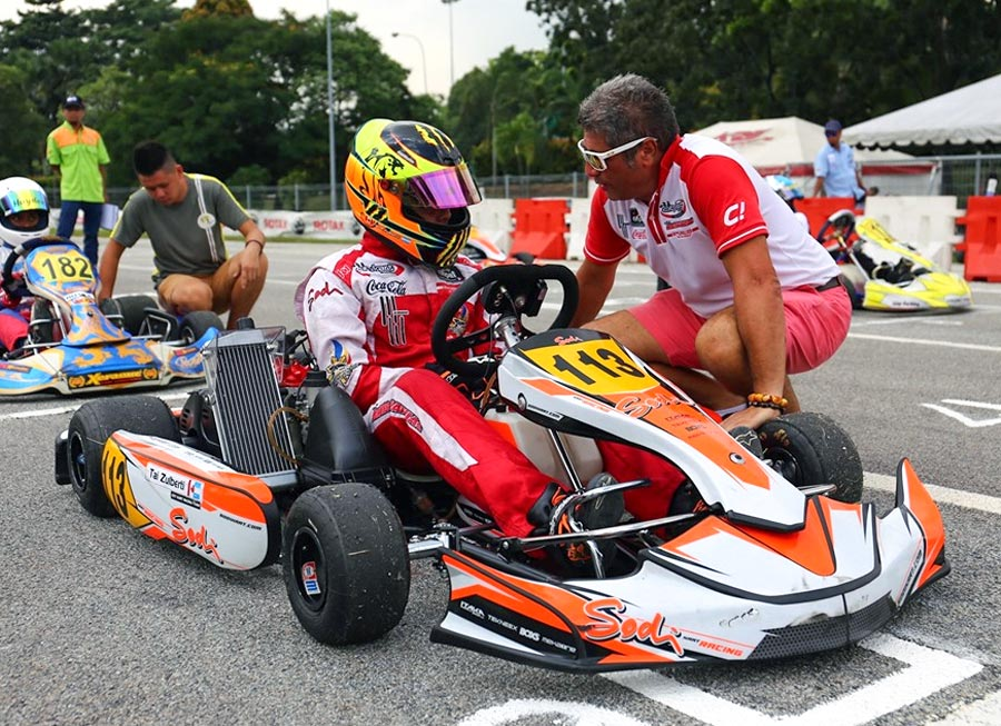 Another round of seminars for Karting Team Owners offered at City Kart Makati