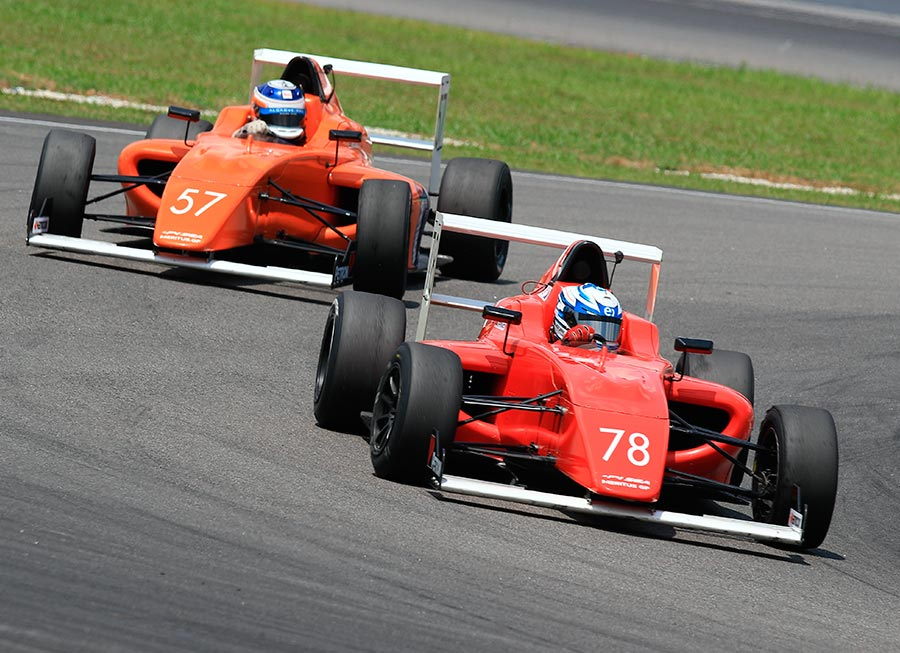 Sadly, Formula 4 SEA has cancelled its race in the Philippines this year