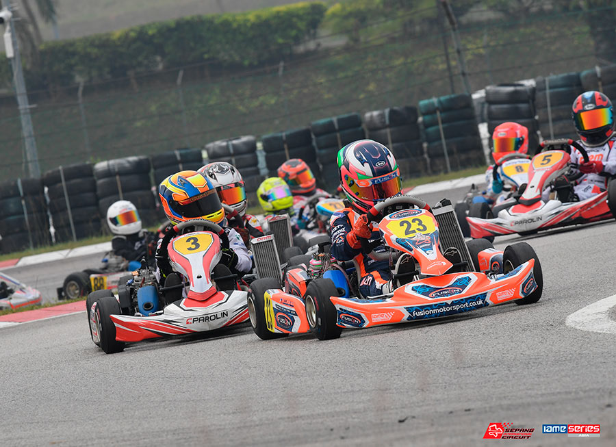Champions crowed at SIC IAME Series Asia 2019 season finale in SIKC