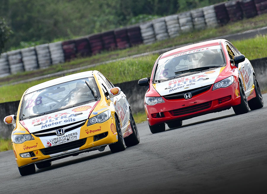 Lubestraders Shell Helix Racing closes in on Philippine GT200 title after Rd. 5 win