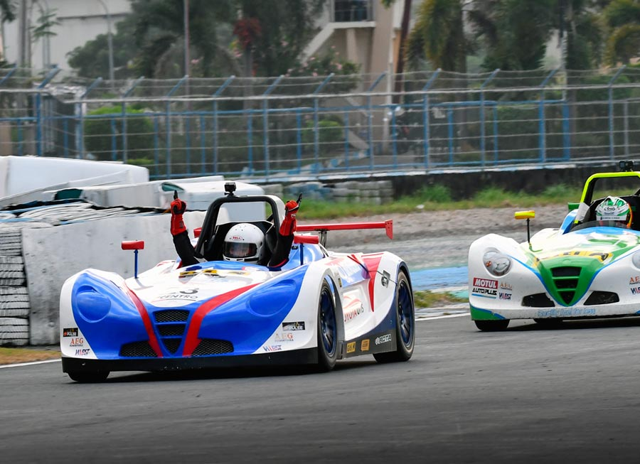 Obengers Racing crowned Giti-Formula V1 champion in emotional season finale
