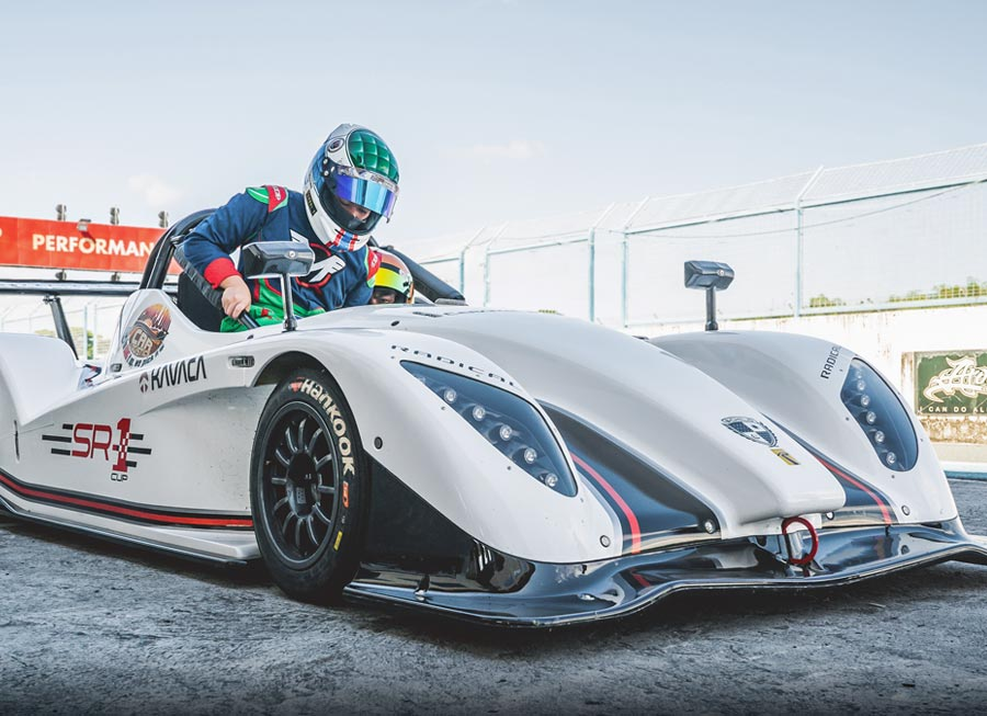 Miguel Quiñones joins first Radical SR1 test in CIS; Mulls series entry in 2020