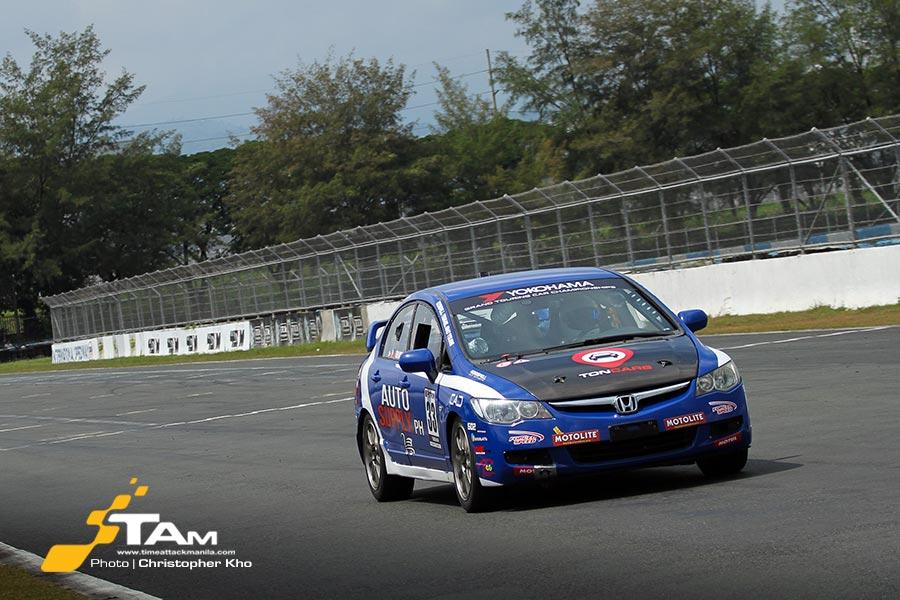 Ton Ramos Philippine GT