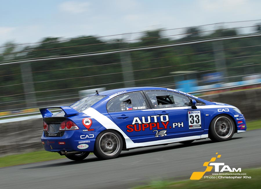 Ton Ramos completes clean sweep with 2 race wins at Philippine GT finale